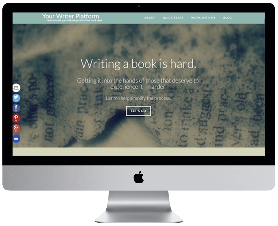 yourwriterplatform.com