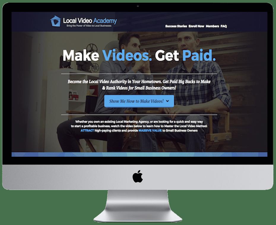Local Video Academy/ James Wedmore