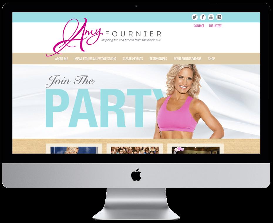 AmyFournier.com