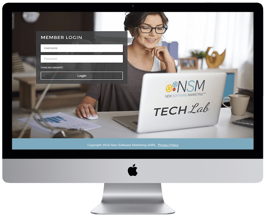NSM Tech Lab – AccessAlly + Infusionsoft