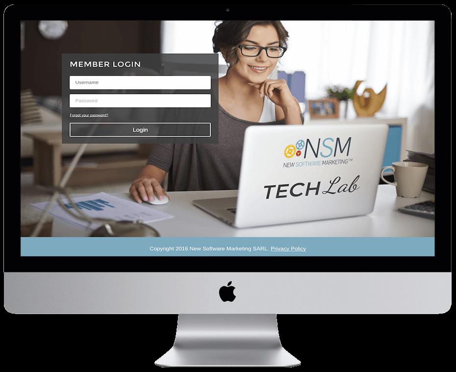 NSM Tech Lab – AccessAlly + Infusionsoft