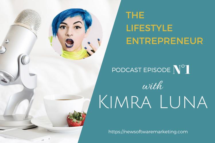 Podcast Interview – Kimra Luna