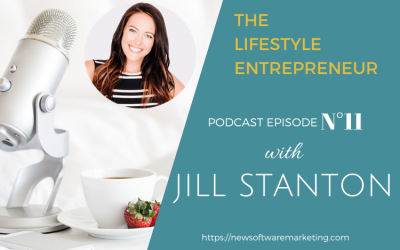 Podcast Interview – Jill Stanton