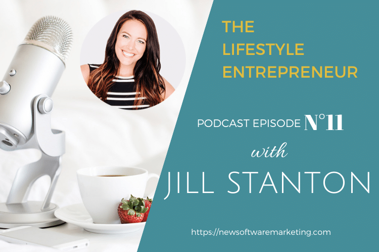 Podcast Interview – Jill Stanton