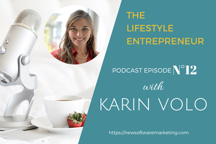 Podcast Interview – Karin Volo