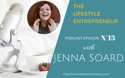Podcast Interview – Jenna Soard