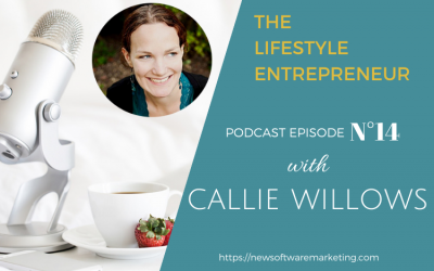 Podcast Interview – Callie Willows