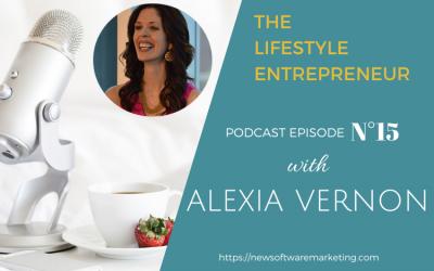 Podcast Interview – Alexia Vernon