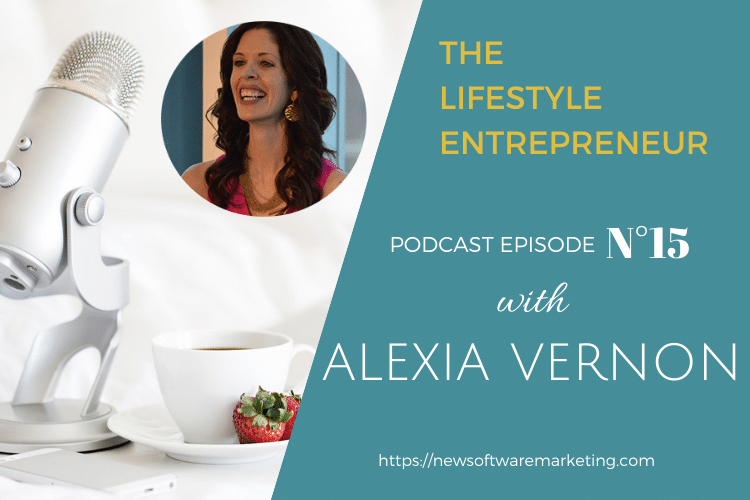Podcast Interview – Alexia Vernon