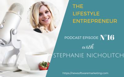 Podcast Interview – Stephanie Nicholitch