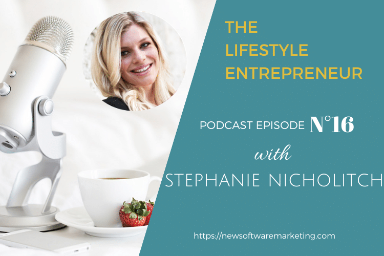 Podcast Interview – Stephanie Nicholitch