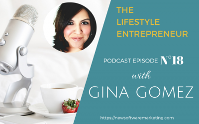 Podcast Interview – Gina Gomez