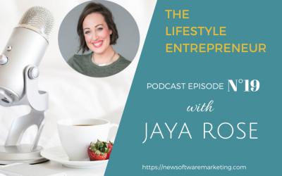 Podcast Interview – Jaya Rose