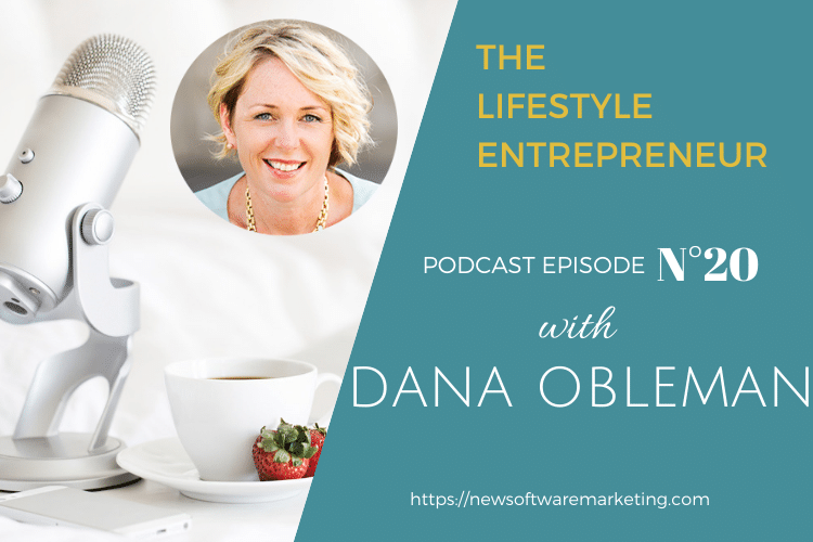 Podcast Interview – Dana Obleman