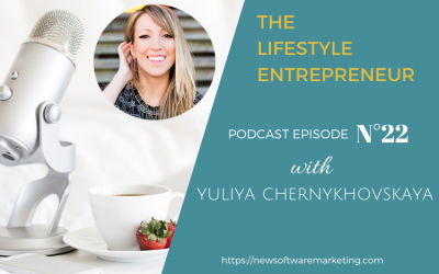 Podcast Interview – Yuliya Chernykhovskaya