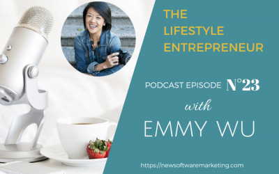 Podcast Interview – Emmy Wu