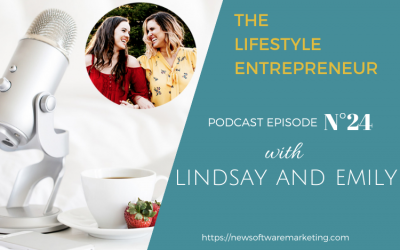 Podcast Interview – Lindsay and Emily