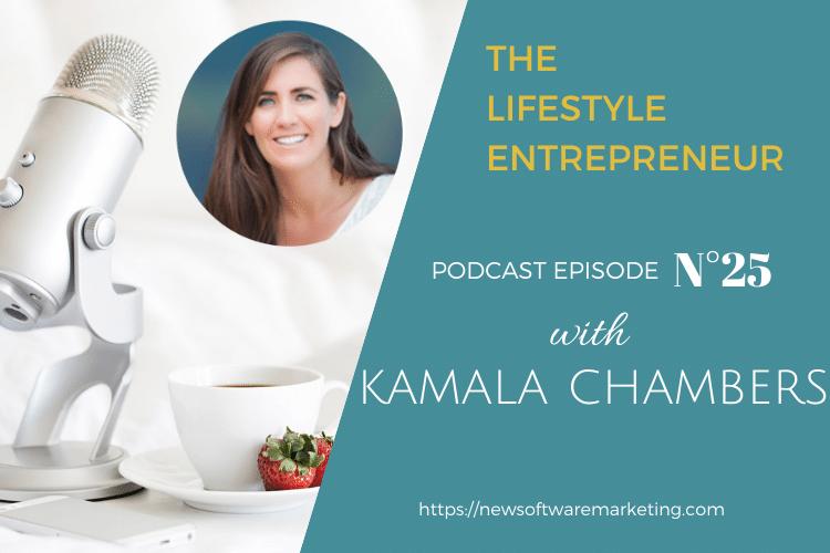 Podcast Interview – Kamala Chambers
