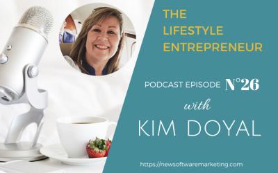 Podcast Interview – Kim Doyal