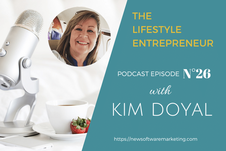 Podcast Interview – Kim Doyal