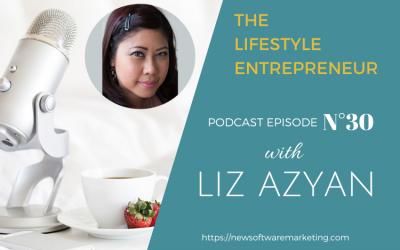 Podcast Interview – Liz Azyan