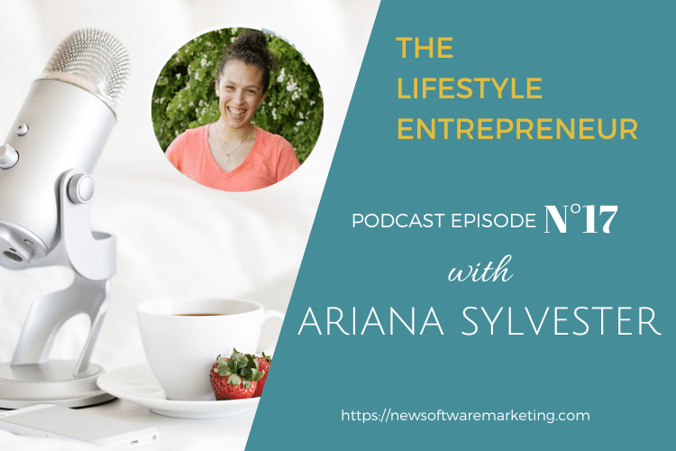 Podcast Interview – Ariana Sylvester