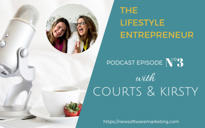 Podcast Interview – Courts & Kirsty