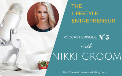 Podcast Interview – Nikki Groom