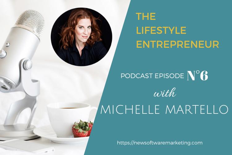 Podcast Interview – Michelle Martello