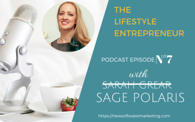 Podcast Interview – Sarah Grear