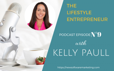 Podcast Interview – Kelly Paull