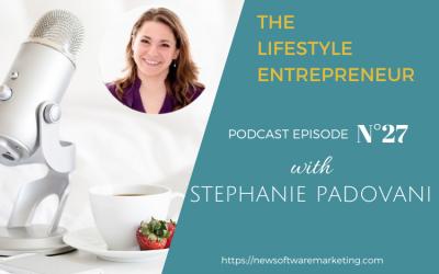 Podcast Interview – Stephanie Padovani