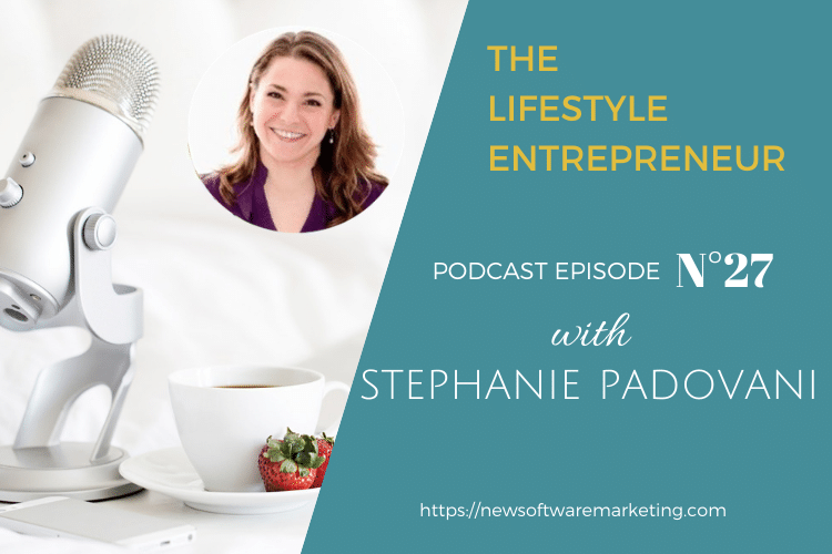 Podcast Interview – Stephanie Padovani