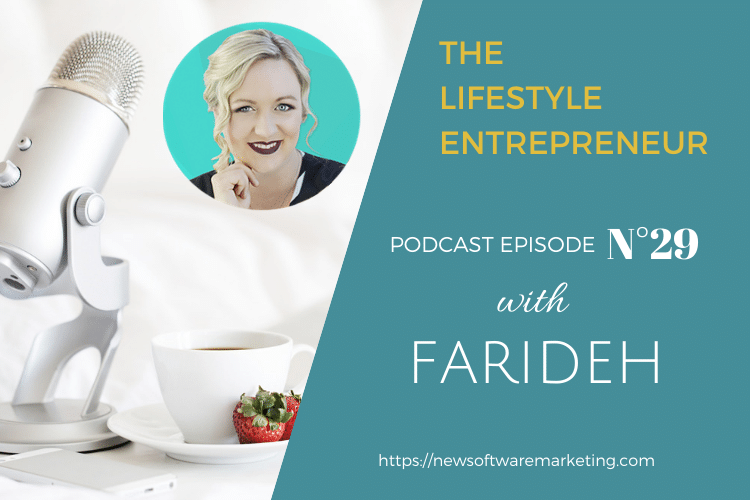 Podcast Interview – Farideh