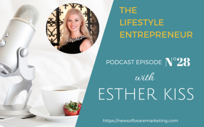 Podcast Interview – Esther Kiss