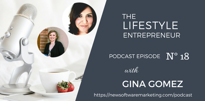 Podcast Interview – Gina Gomez