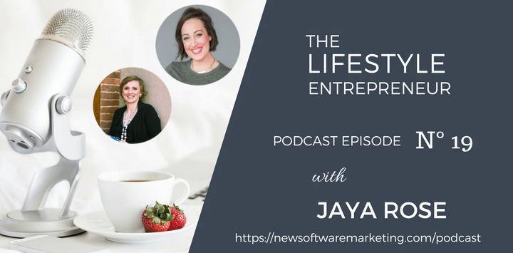 Podcast Interview – Jaya Rose