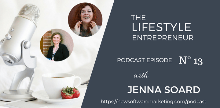 Podcast Interview – Jenna Soard