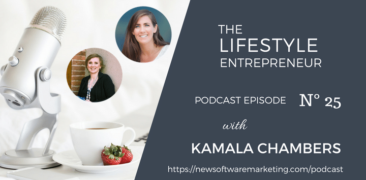 Podcast Interview – Kamala Chambers