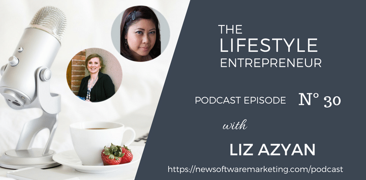 Podcast Interview – Liz Azyan