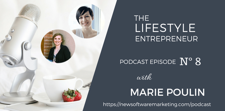 Podcast Interview – Marie Poulin