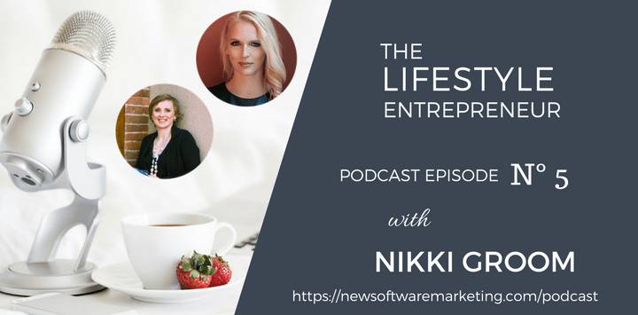 Podcast Interview – Nikki Groom