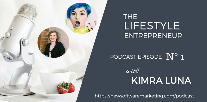 Podcast Interview – Kimra Luna