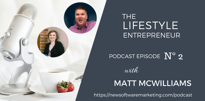 Podcast Interview – Matt McWilliams