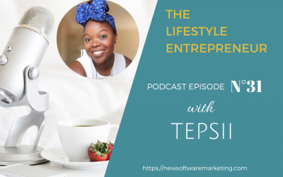 Podcast Interview – Tepsii