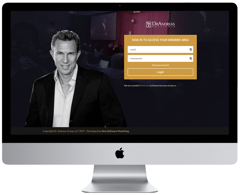 Andreas – Amplify Your Talk