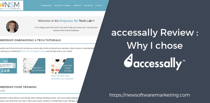 AccessAlly Review: Why I chose AccessAlly For My Membership Site