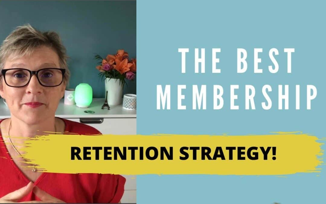 The best retention strategy for your membership program